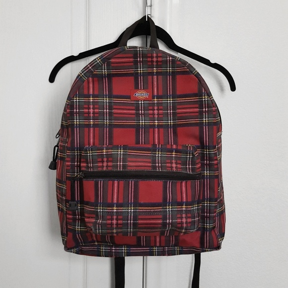 dcc6ca71ef Dickies Handbags - Dickies plaid backpack